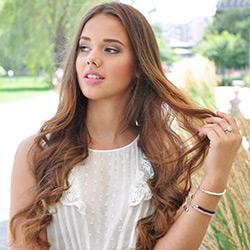 Obrázek è. 14 k produktu: Støíbrný prsten Hot Diamonds Emozioni Bouquet Rose Gold