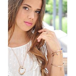 Obrázek è. 18 k produktu: Pøívìsek Hot Diamonds Emozioni Ice Sparkle Heart Mirage Coin