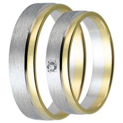 Snubní prsteny kolekce HARMONY19