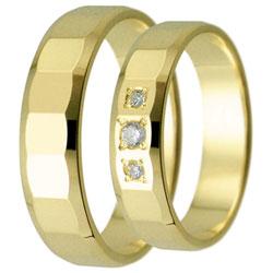 Snubní prsteny kolekce HARMONY3