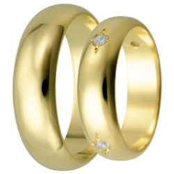 Snubní prsteny kolekce HARMONY32-33