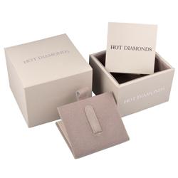 Obrázek č. 1 k produktu: Stříbrné náušnice Hot Diamonds Entwine Circle DE326