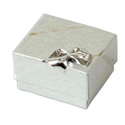Dárková krabička na prsten Celebration Silver