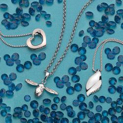 Obrázek č. 7 k produktu: Stříbrný přívěsek Hot Diamonds Paradise Bee