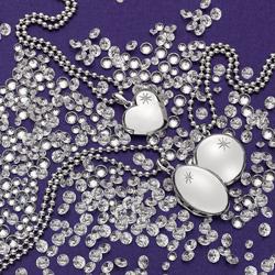 Obrázek č. 7 k produktu: Stříbrný přívěsek Hot Diamonds Memories Oval Locket