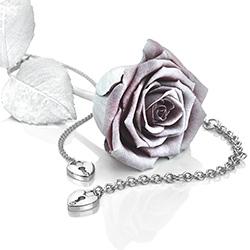 Obrázek è. 6 k produktu: Støíbrný pøívìsek Hot Diamonds Love Lock