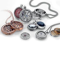 Obrázek č. 5 k produktu: Stříbrný řetízek Hot Diamonds Emozioni Intermittent Rose 45