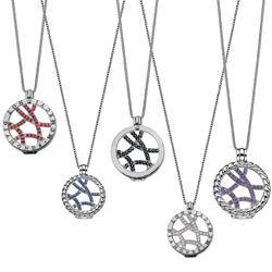 Obrázek č. 1 k produktu: Přívěsek Hot Diamonds Emozioni Ice Sparkle Arc Coin