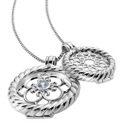Obrázek è. 8 k produktu: Pøívìsek Hot Diamonds Emozioni Zillij Coin