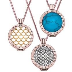 Obrázek č. 15 k produktu: Přívěsek Hot Diamonds Emozioni Gold Weaver Coin