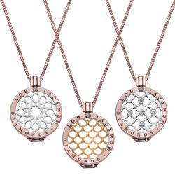 Obrázek è. 6 k produktu: Støíbrný øetízek Hot Diamonds Emozioni Belcher Rose 45