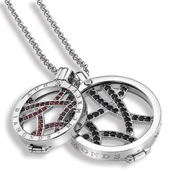 Obrázek č. 7 k produktu: Přívěsek Hot Diamonds Emozioni Midnight Sparkle Arc Coin