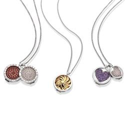 Obrázek č. 11 k produktu: Přívěsek Hot Diamonds Emozioni Ice Sparkle Heart Mirage Coin