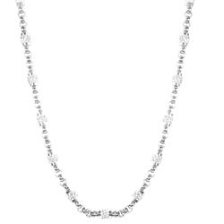 Náhrdelník Tribal NSSW05-CZ s krystaly Swarovski