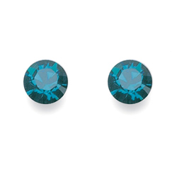 Náušnice s krystaly Swarovski Oliver Weber Crystals 21014-379