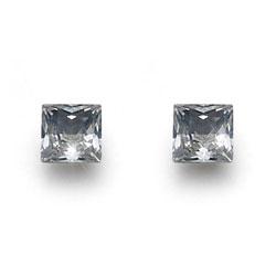Náušnice s krystaly Swarovski Oliver Weber Quad 21019-001