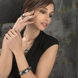 Obrázek č. 1 k produktu: Prsten s krystaly Swarovski Oliver Weber Sogno 2423