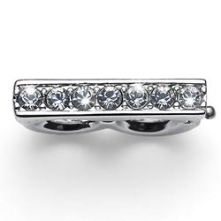Spona s krystaly Swarovski Perlenclip Basic