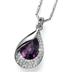 Přívěsek s krystaly Swarovski Oliver Weber Hidden 11246-204