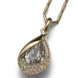 Přívěsek s krystaly Swarovski Oliver Weber Hidden 11246G