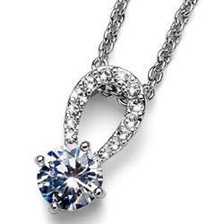 Pøívìsek s krystaly Swarovski Oliver Weber Gleam 11250