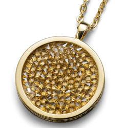 Přívěsek s krystaly Swarovski Oliver Weber Rocks 11284G