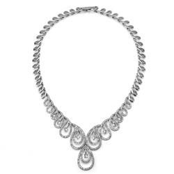 Obrázek č. 1 k produktu: Náhrdelník s krystaly Swarovski Oliver Weber Beauty 11336