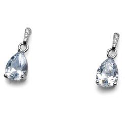 Náušnice s krystaly Swarovski Oliver Weber Serene 22130