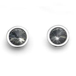 Náušnice s krystaly Swarovski Oliver Weber Follow 22265-215