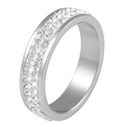 prsten Swarovski RSSW02 crystal