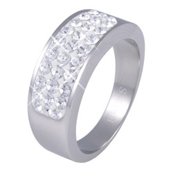 prsten Swarovski RSSW04 crystal