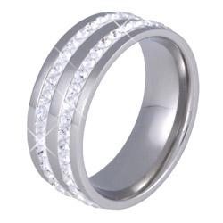 prsten Swarovski RSSW08 crystal