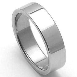 D�msk� ocelov� snubn� prsten RZ06000