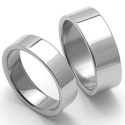 Obrázek č. 1 k produktu: Pánský ocelový snubní prsten RZ08000
