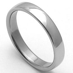 Pánský ocelový snubní prsten RZ14000