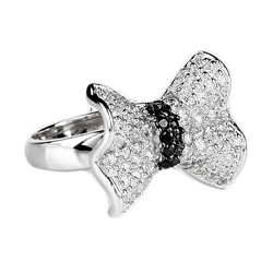 Stříbrný prsten Altesse
