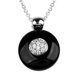 Støíbrný náhrdelník Présence S10-866-42