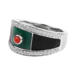 Stříbrný prsten Présence S10-972