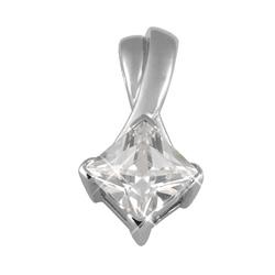 Stříbrný přívěsek Chiara Square SAFL1-N2