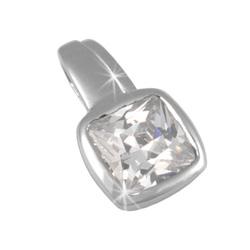 Stříbrný přívěsek Chiara Square SCUF1-N13