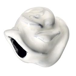 Pøívìsek Morellato Drops White Rose CZB0