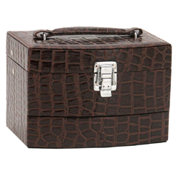 Šperkovnice JKBox Brown SP250-A21