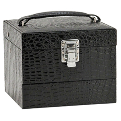 Šperkovnice JKBox Black SP252-A25