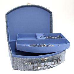 Obrázek č. 1 k produktu: Šperkovnice JKBox Cube Blue SP290-A13 - II.jakost