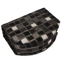 Šperkovnice JKBox Cube Black SP295-A3 - II.jakost