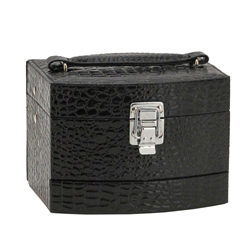 Šperkovnice JKBox Black SP300-A25