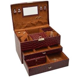 Obrázek č. 1 k produktu: Šperkovnice JKBox SP588-A21