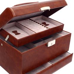 Obrázek č. 1 k produktu: Šperkovnice JKBox SP901-A21