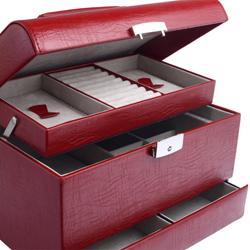 Obrázek č. 2 k produktu: Šperkovnice JKBox SP901-A7