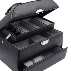 Obrázek č. 1 k produktu: Šperkovnice JKBox SP902-A25